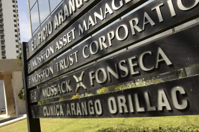 Le siège social de Mossack Fonseca, au coeur... (Archives AFP)