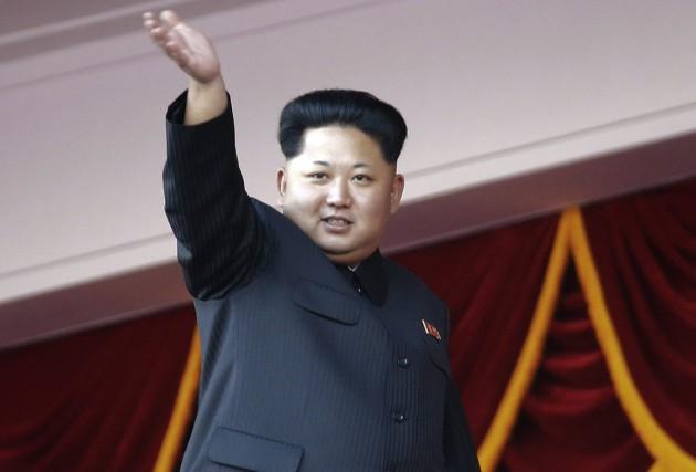 Des images satellite récentes suggèrent que la Corée du Nord avancerait dans... (Photo AP)
