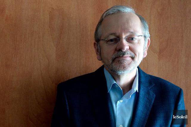 Égide Royer, psychologue et professeur titulaire associé à... (Photothèque Le Soleil, Erick Labbé)