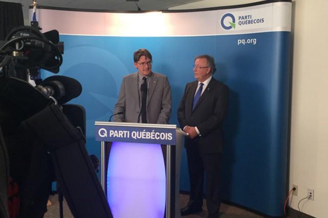 Le président exécutif national du Parti québécois, Raymond... (Photo Parti québécois)