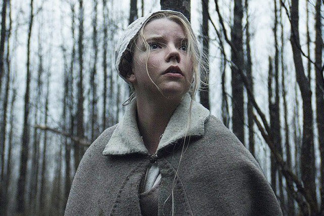 Le jeudi 12 mai, le film La sorcière... (Photo courtoisie)