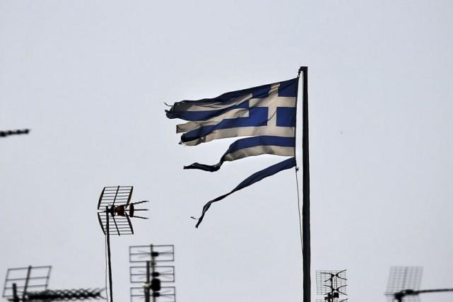 La Grèce a «pratiquement atteint» ses objectifs de réformes voulues par ses... (Photo ALKIS KONSTANTINIDIS, archives Reuters)