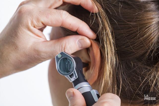 Les jeunes oreilles qui sont exposées à des... (123RF, Katarzyna Bialasiewicz)