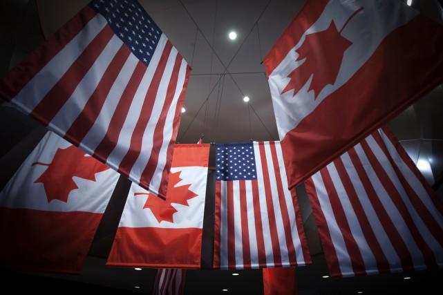 Le prédédouanement pourrait devenir la norme dans les... (Photo Reuters)