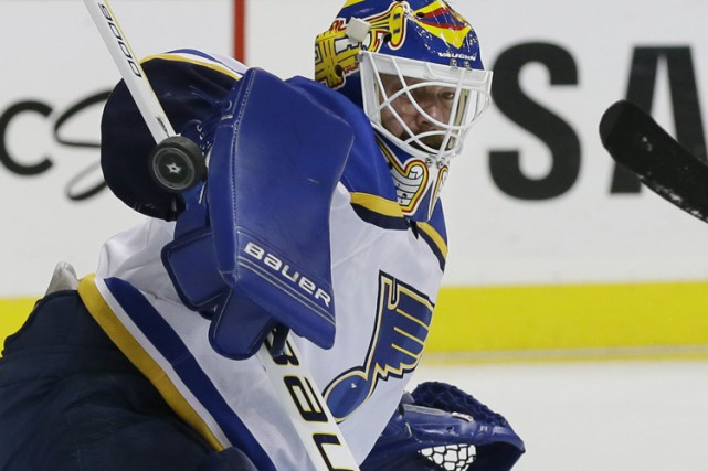 Brian Elliott... (PHOTO AP)