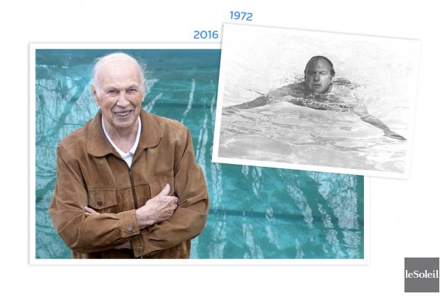 Toujours en excellente santé à 91 ans, Jacques... (Infographie Le Soleil)