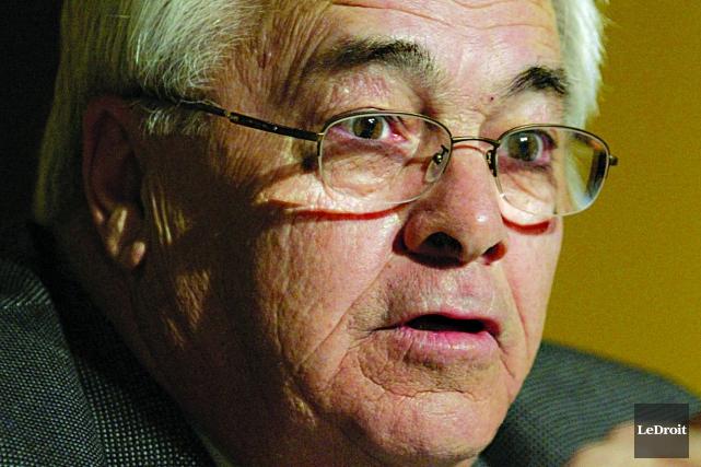 L'ex-député de Gatineau, Réjean Lafrenière... (Archives LeDroit)