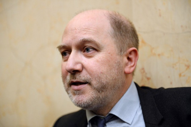 Le député écologiste français Denis Baupin.... (PHOTO BERTRAND GUAY, ARCHIVES AFP)