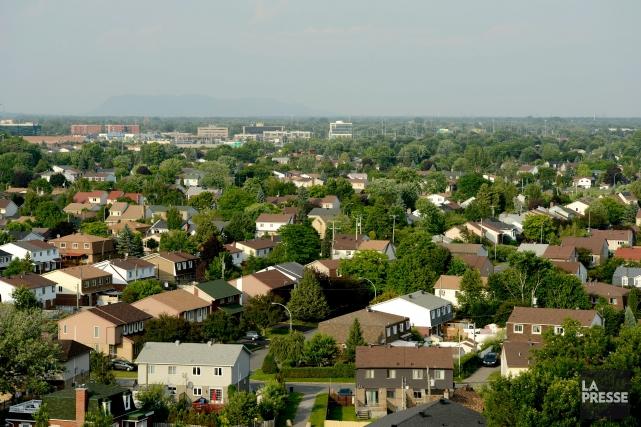 Alors que la croissance des dépenses des villes... (PHOTO BERNARD BRAULT, ARCHIVES LA PRESSE)
