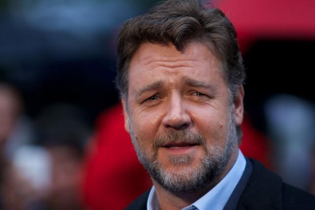 L'acteur Russell Crowe a confirmé vendredi, lors d'une... (PHOTO ANDREW COWIE, AGENCE FRANCE-PRESSE)