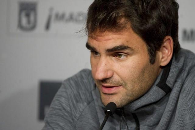 Roger Federer... (PHOTO AGENCE FRANCE-PRESSE)