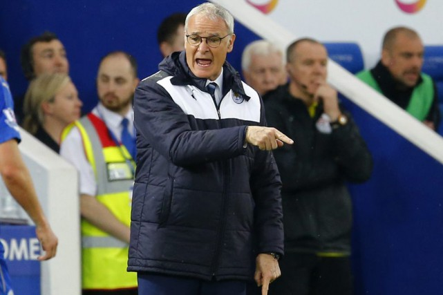 Claudio Ranieri... (Photo Darren Staples, archives Reuters)