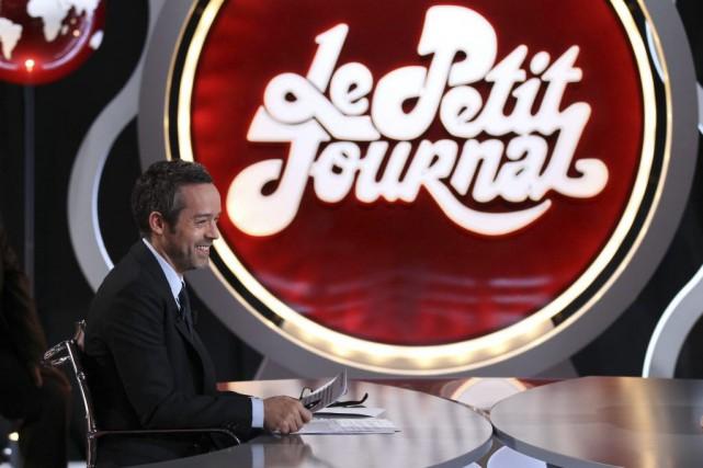 L'animateur Yann Barthès a annoncé hier son départ du Petit Journal,... (PHOTO ARCHIVES AFP)