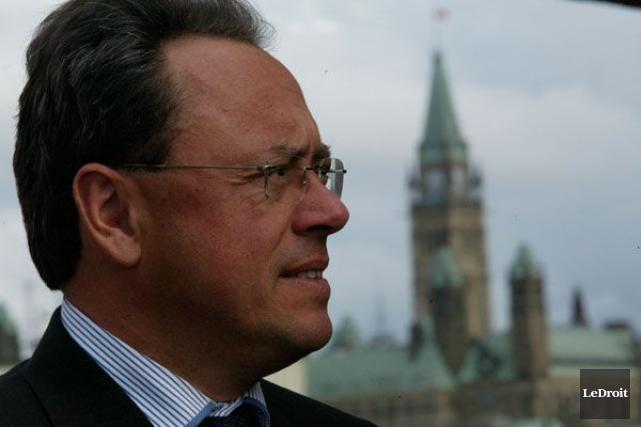 Yves Ducharme est le nouveau président du RGA.... (Archives, LeDroit)