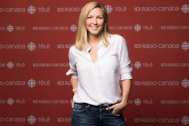 Véronique Cloutier sera de retour à l'antenne d'ICI Radio-Canada en janvier... (PHOTO FOURNIE PAR ICI RADIO-CANADA)