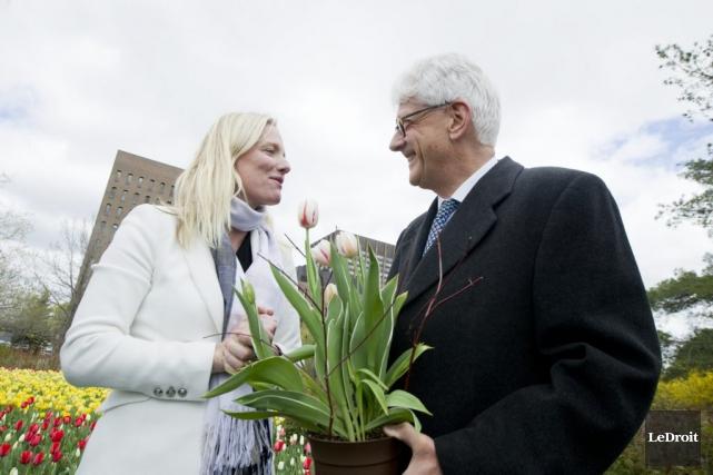 La ministre de l'Environnement et des Changements climatiques... (Martin Roy, LeDroit)