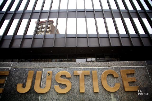 ÉDITORIAL / Pauvre, pauvre, pauvre ministère de la Justice. Un peu plus et les... (Archives La Presse, Sarah Mongeau-Birkett)