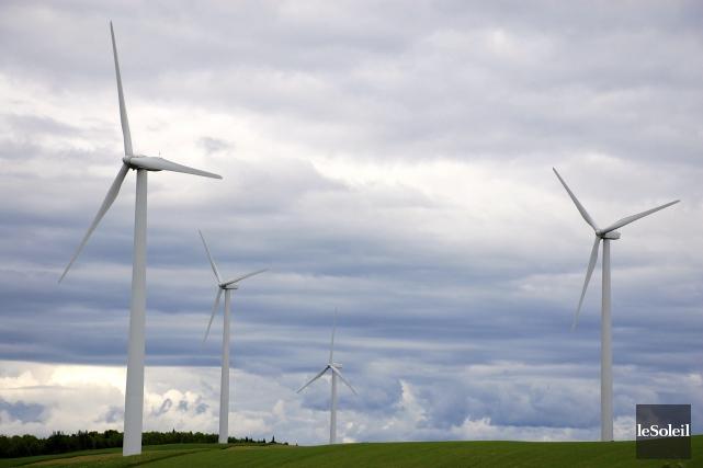 Rendue publique début avril, la Politique énergétique du... (Photothèque Le Soleil)