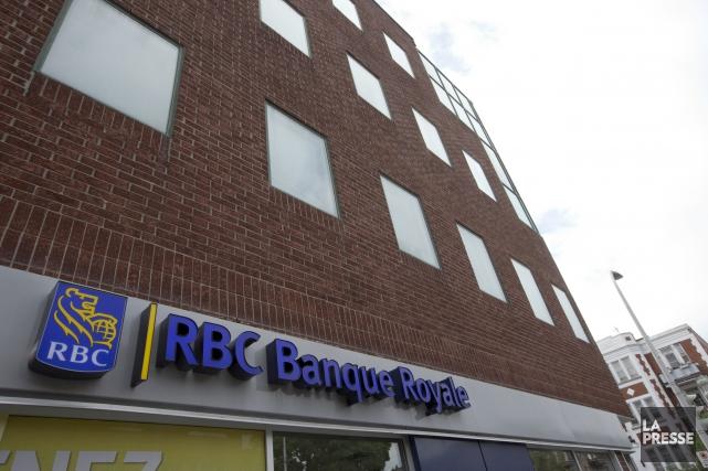 La décision de la cour fédérale d'obliger la Banque Royale du Canada à... (Archives, La Presse)