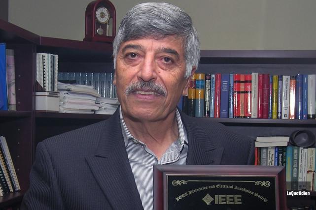 Le professeur de l'Université du Québec à Chicoutimi... (Archives Le Quotidien)