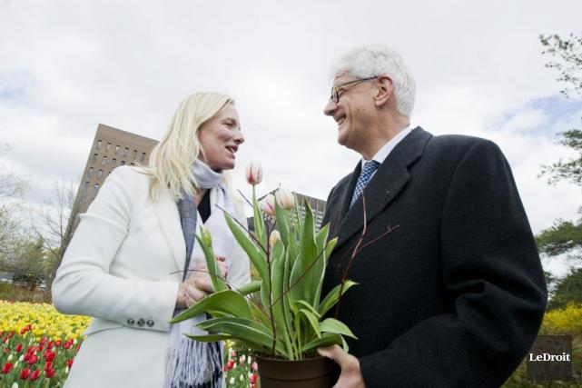 La ministre de l'Environnement et du Changement climatique,... (Martin Roy, LeDroit)
