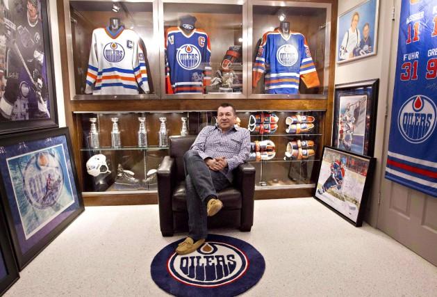 Shawn Chaulk a monté de toutes pièces un... (La Presse Canadienne, Jason Franson)