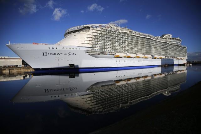 STX France livre jeudi à Saint-Nazaire à l'armateur américain Royal Caribbean... (Photo archives Reuters)