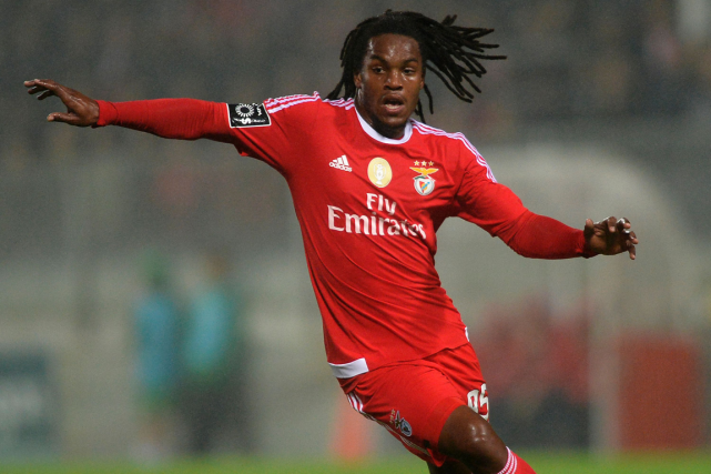 Renato Sanches... (Photo Miguel Riopa, archives AFP)