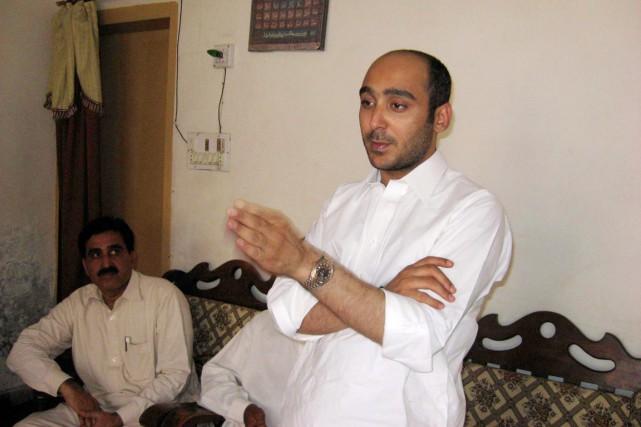 Ali Haider Gilani est le fils de l'ancien... (PHOTO ARCHIVES REUTERS/STRINGER)