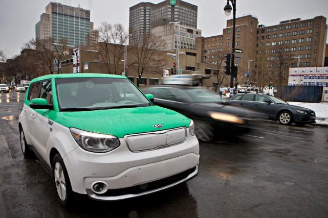 La mobilité de demain-et d'aujourd'hui en fait-, elle... (photo patrick sanfaçon, archives la presse)