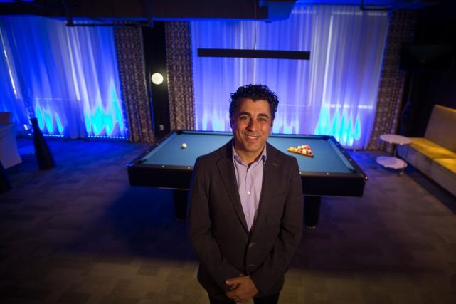 Samer Saab, président fondateur d'eXplorance... (PHOTO IVANOH DEMERS, LA PRESSE)
