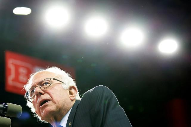 Si Bernie Sanders peut largement remporter la Virginie-Occidentale... (PHOTO DOMINICK REUTER, REUTERS)