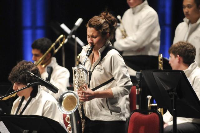 Plus de 10 000 jeunes musiciens débarquent dans... (Fred Catroll, Courtoisie)