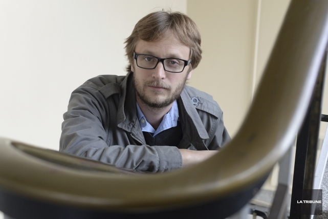 David Morin, professeur agrégé de l'Université de Sherbrooke... (Archives, La Tribune)