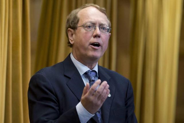 Le député néo-démocrate Murray Rankin s'est réjoui d'un... (Adrian Wyld, Archives La Presse Canadienne)