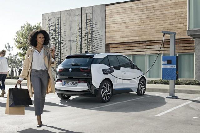 La BMW i3 tout électrique pourra bientôt être...