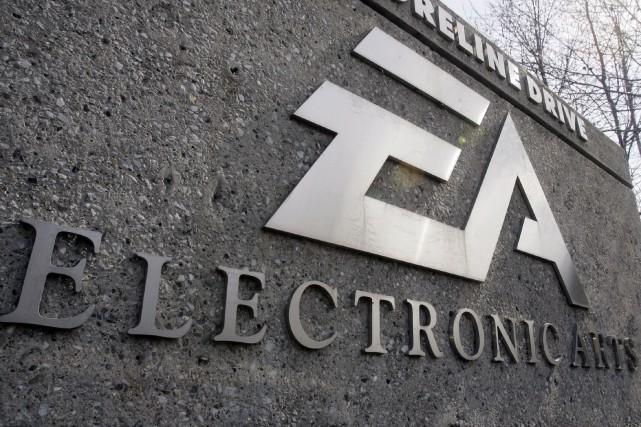 EA, qui a notamment des licences de la... (PHOTO ARCHIVES AP)