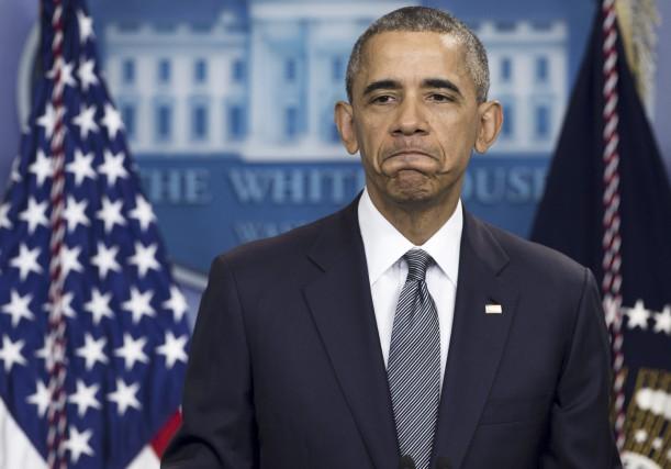 Barack Obama serendra àHiroshimale 27 mai.... (AFP, Saul Loeb)