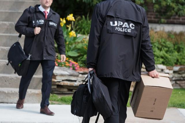 Des soupçons de trucage d'offres, de corruption, de... (PHOTO ULYSSE LEMERISE, COLLABORATION SPÉCIALE)