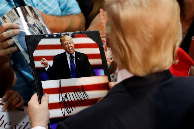 Même sur les sujets où il fait preuve... (PHOTO REUTERS)
