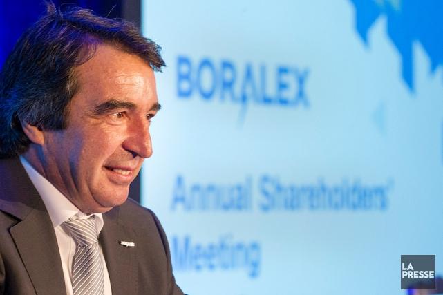 Patrick Lemaire, président et chef de la direction... (PHOTO IVANOH DEMERS, ARCHIVES LA PRESSE)