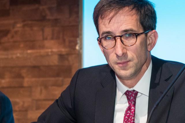 «On a fait de petits investissements à l'étranger... (Photo Hugo-Sébastien Aubert, La Presse)
