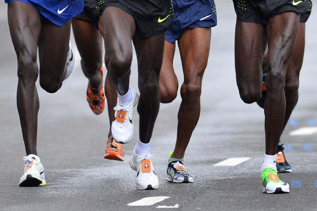 Ébranlée par des suspicions de dopage parmi ses athlètes les plus en vue,... (Photo Glyn Kirk, archives AFP)