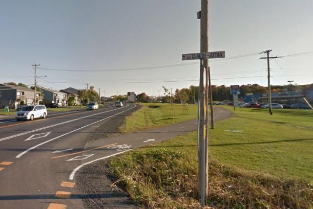 C'est pour rendre hommage à une famille souche... (Google Street View)