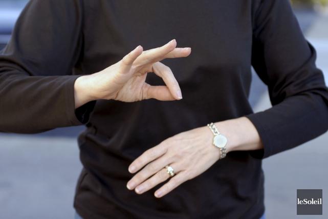 Les préjugés contre les personnes sourdes sont tenaces... (Photothèque Le Soleil)