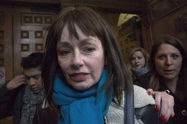 Lucy DeCoutere... (Photo Chris Young, archives La Presse Canadienne)