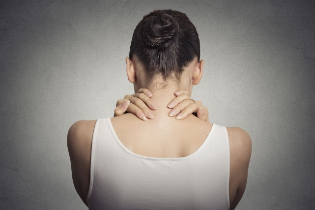 La fibromyalgie peut se manifester durant l'enfance; cependant,... (123RF)