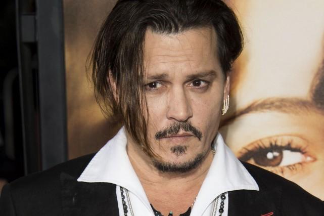 Johnny Depp... (AFP, Valérie Macon)