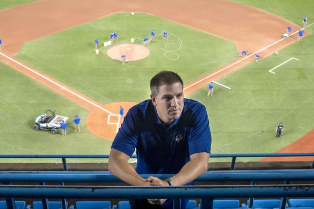 Entré chez les Blue Jays de Toronto comme... (La Presse Canadienne, Chris Young)