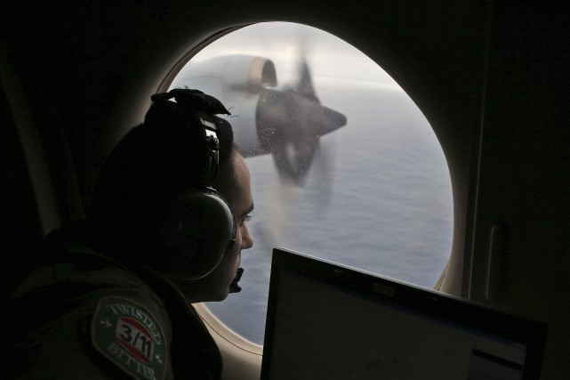 Le vol MH370 s'était volatilisé le 8 mars... (Photo Rob Griffith, archives AP)